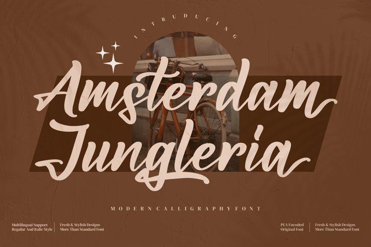 Amsterdam Jungleria example image 1