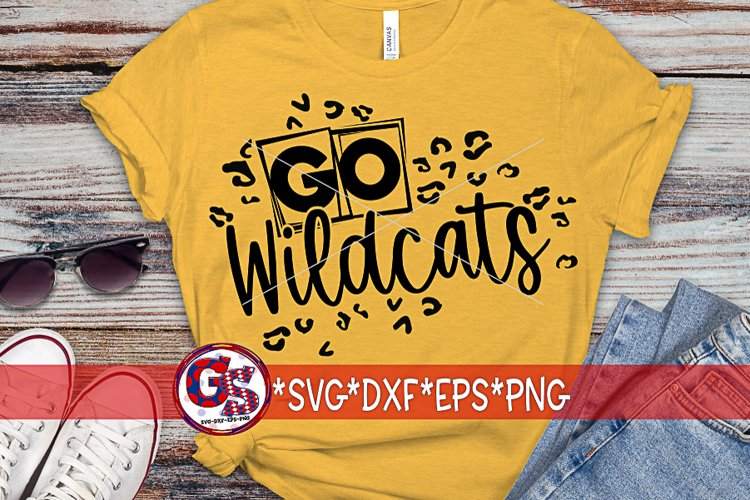 Go Wildcats SVG DXF EPS PNG
