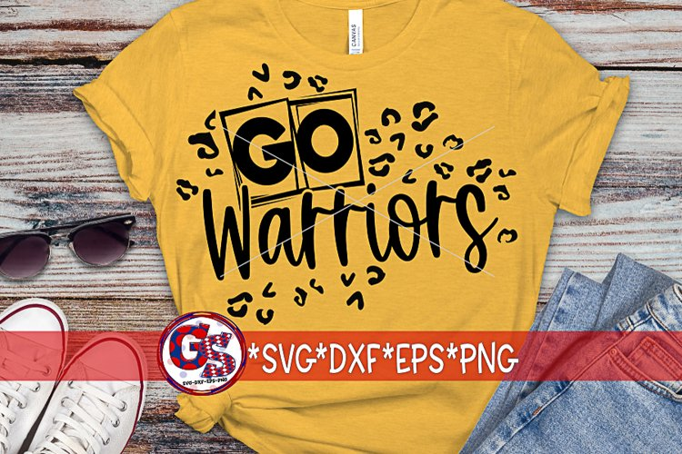 Go Warriors SVG DXF EPS PNG