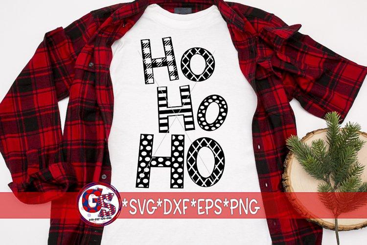 Ho Ho Ho SVG |Christmas SvG DXF EPS PNG