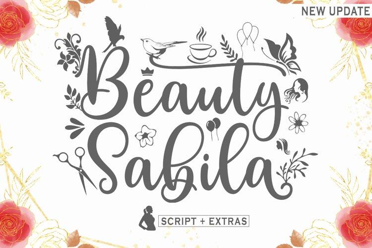 Beauty Sabila example image 1