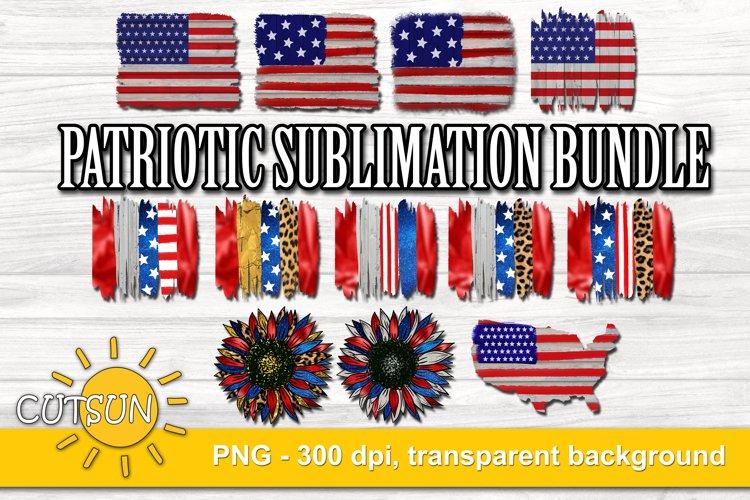 Patriotic Sublimation Bundle | 4th of July sublimation
