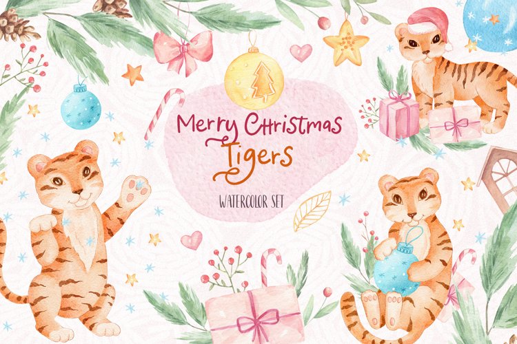 Merry Christmas Tigers! 2022 New Year