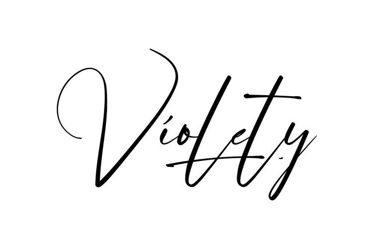 Violety example image 1