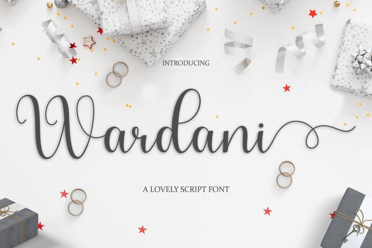 Wardani example image 1