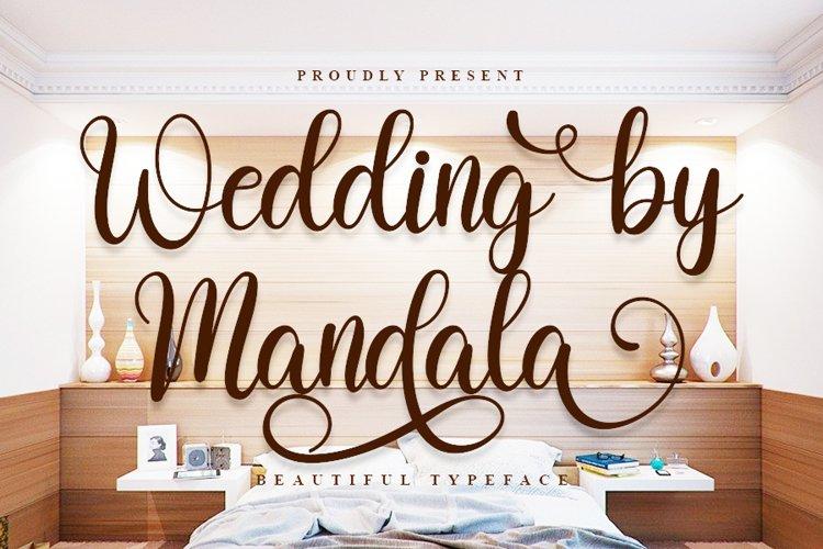 Wedding By Mandala example image 1