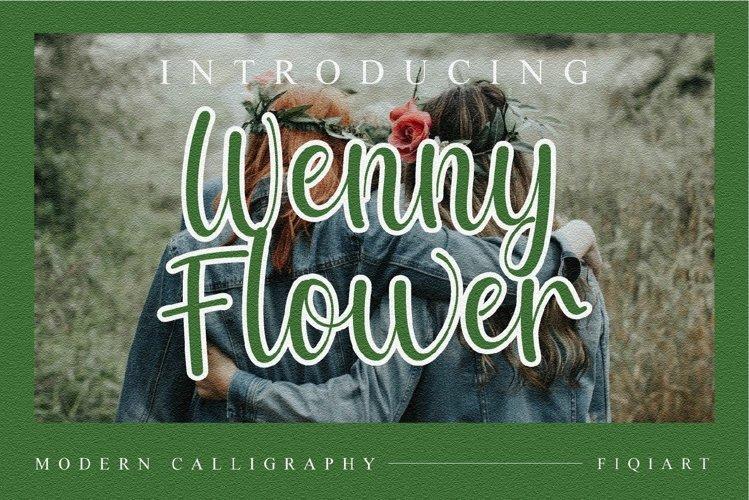 Wenny Flower example image 1
