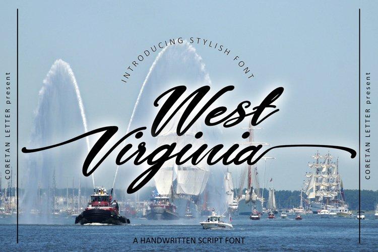 West Virginia example image 1