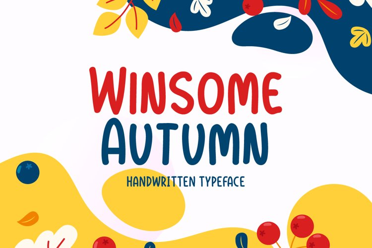 Winsome Autumn example image 1