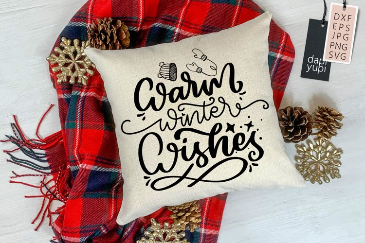 Winter Quotes SG Warm Winter Wishes example image 1