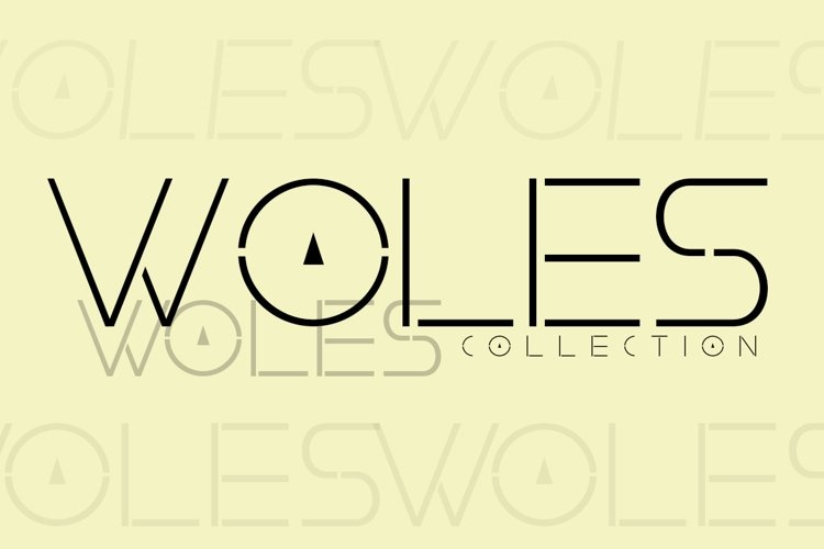 woles collection example image 1