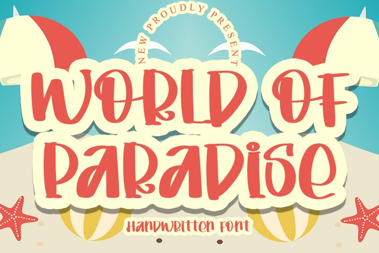 World Of Paradise example image 1