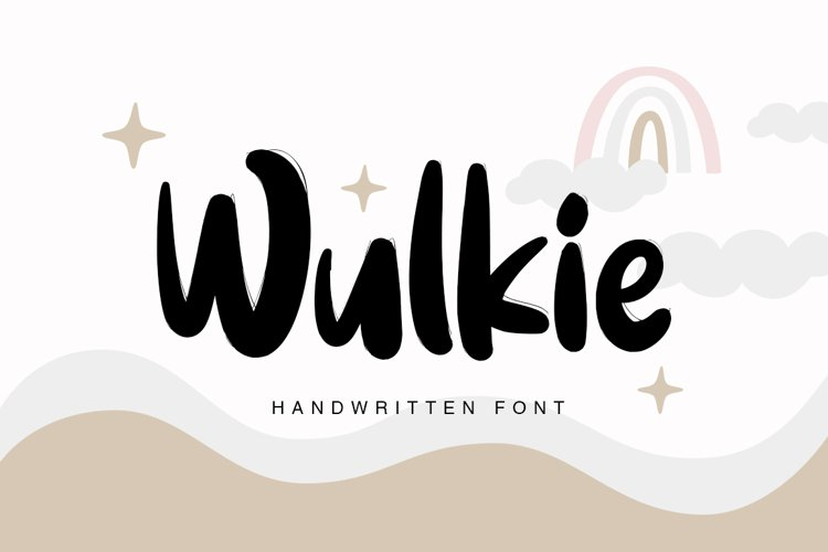 Wulkie example image 1
