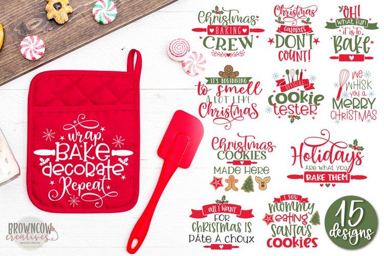 Christmas Potholder SVG Bundle, Pot Holder SVG Bundle