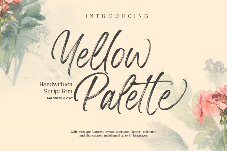 Yellow Palette example image 1