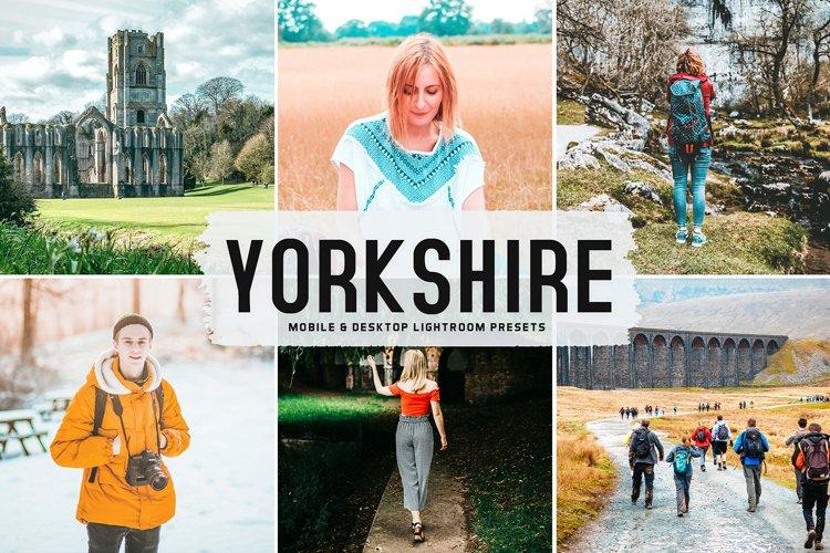 Yorkshire Mobile & Desktop Lightroom Presets example image 1
